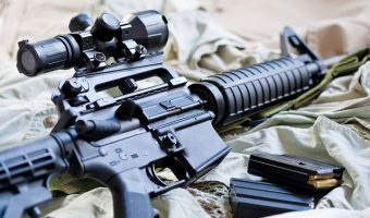 best ar 15 scope red dot sight