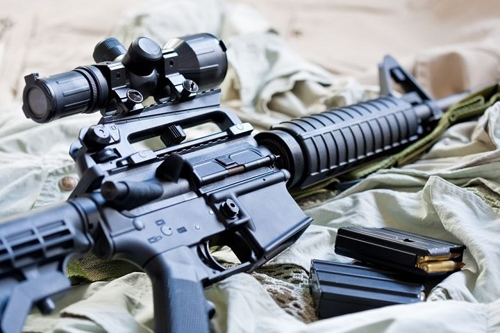 Top 10 Best AR-15 Optics & Scopes: From Red Dots to Magnified Review