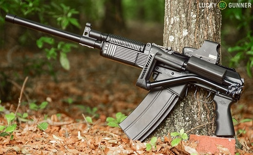 AK 47 Dust Cover Mount