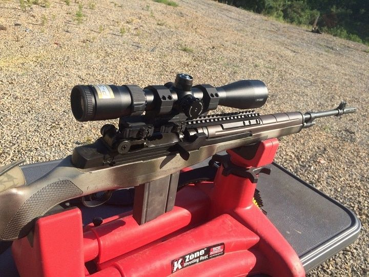 best scope for m1a rifle