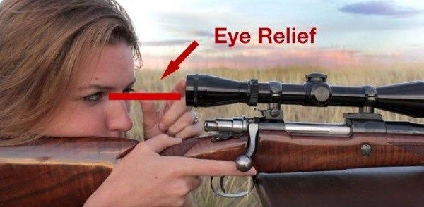 scope eye relief
