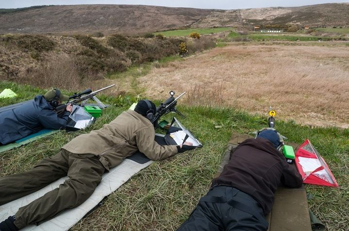 scopes target shooting