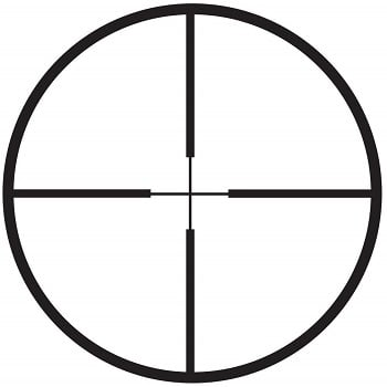 duplex-reticle