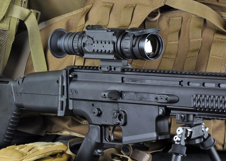 choosing the best thermal scope